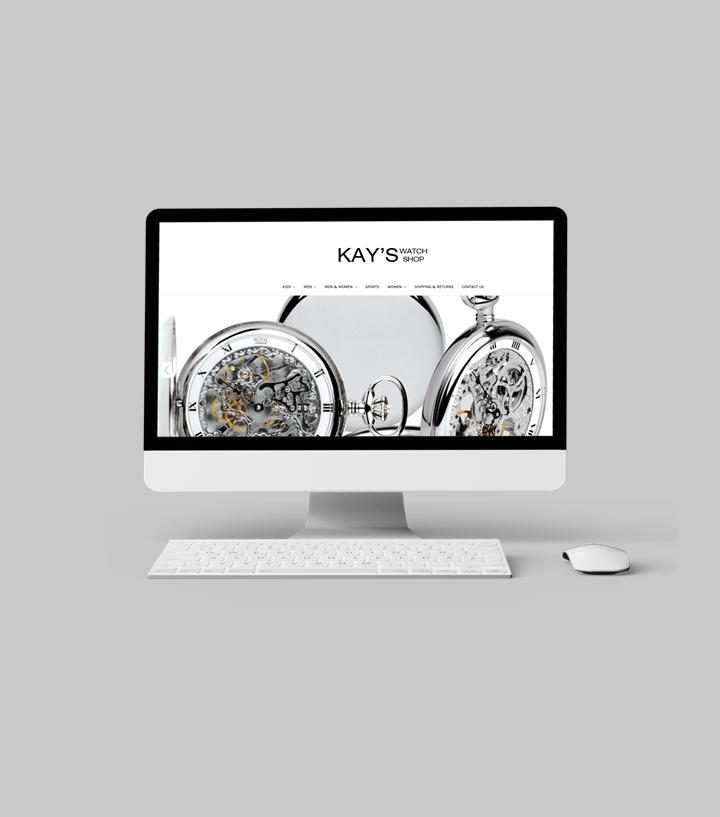 Portfolio: Kays Watch