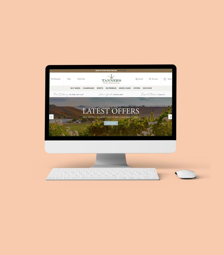 Portfolio: Tanners Wines