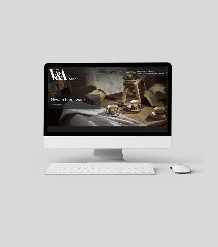 Portfolio: V&A Museum